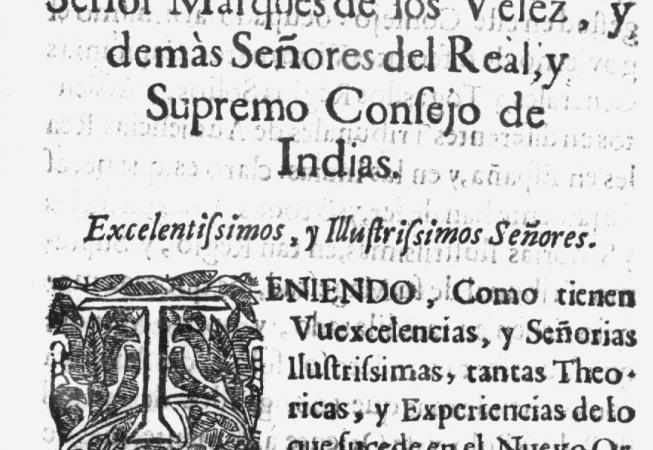 Selection from Francisco de Seyxas y Lovera, Descripcion Geographica, y Derrotero de la Region Austral Magallanica (En Madrid: Por Antonio de Zafra, 1690).