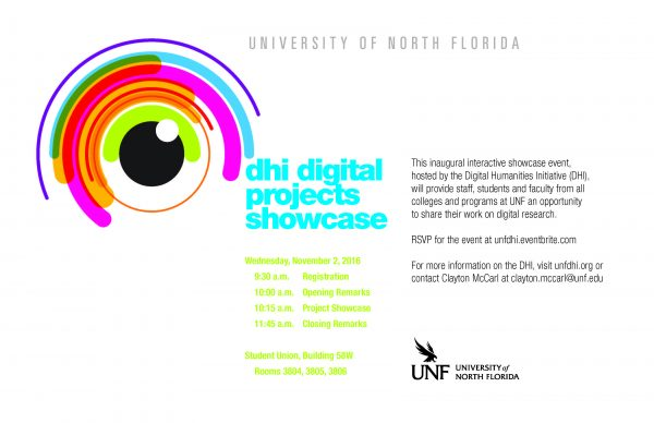 unf-dhi-digital-projects-showcase-poster