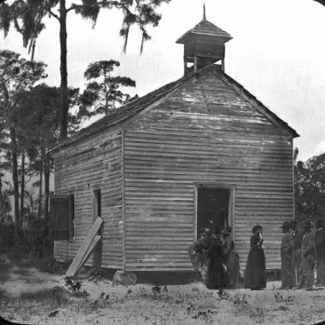Oral History of Jacksonville's Historically Black Religious Communities