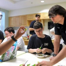 See What I See: Perspectives of Students with ASD at UNF